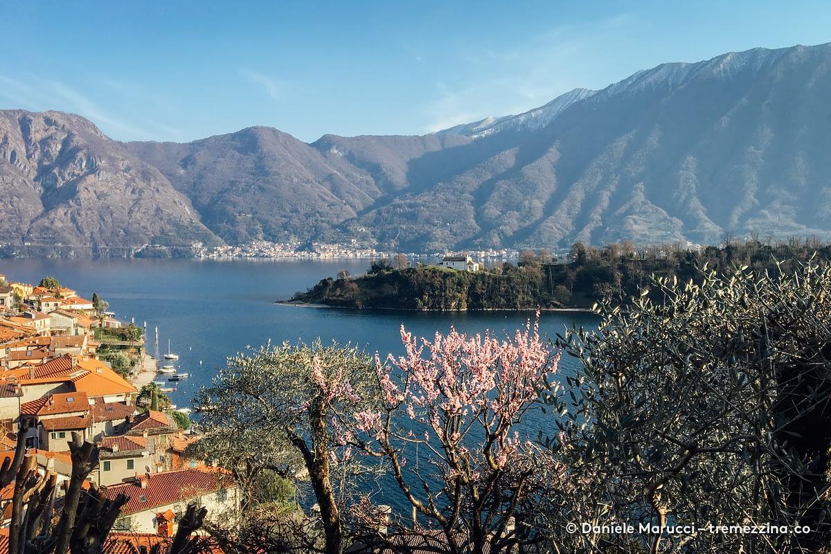 Isola Comacina e Nucleo Storico di Spurano - Ossuccio, Tremezzina - Primavera