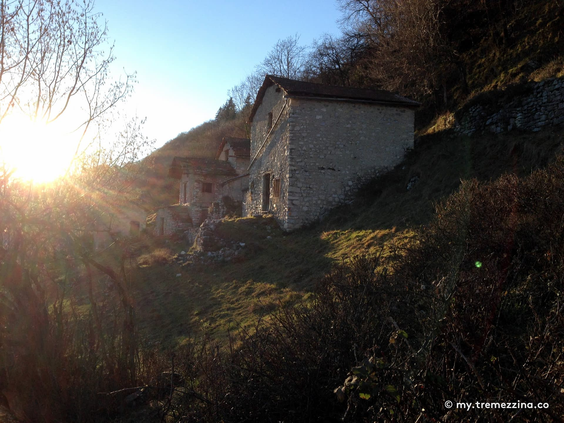 Cascine - Tremezzina - Lago di Como