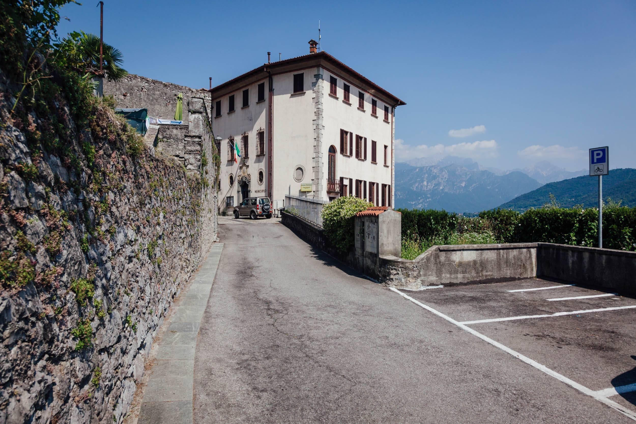 Greenway Lago di Como - Mezzegra - Palazzo Brentano