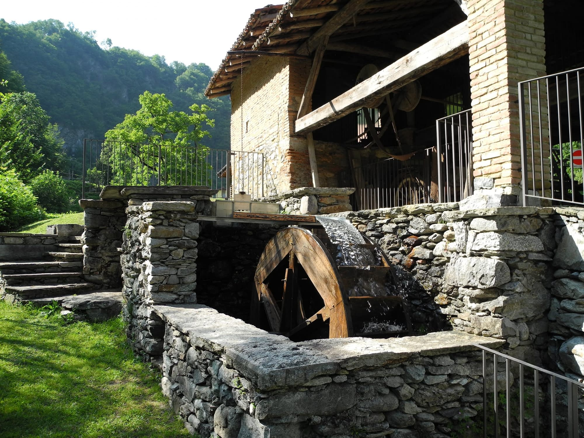 Fornace Galli - Ecomuseo Val Sanagra