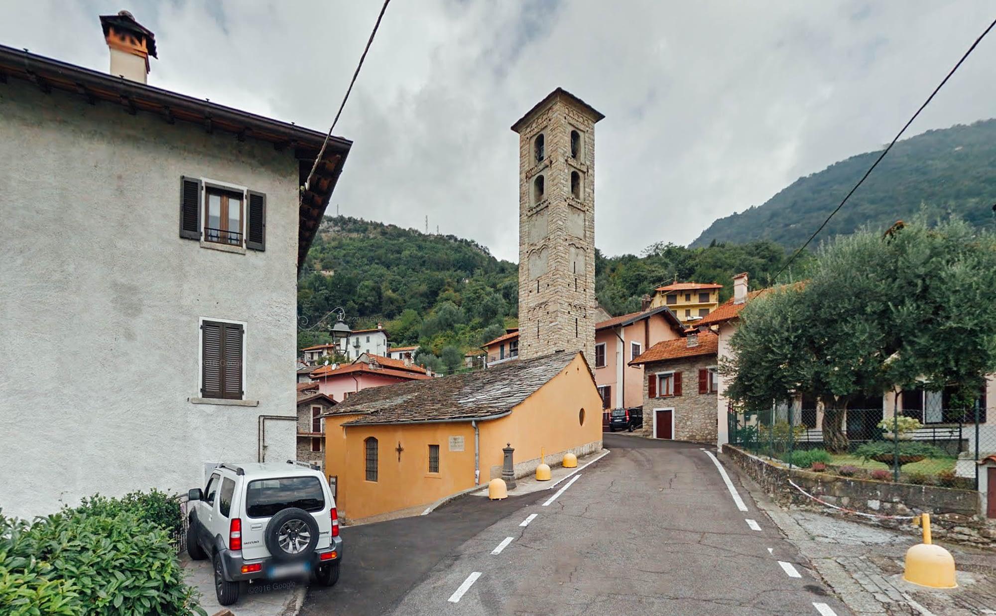 Chiesa di Sant'Agata - Ossuccio