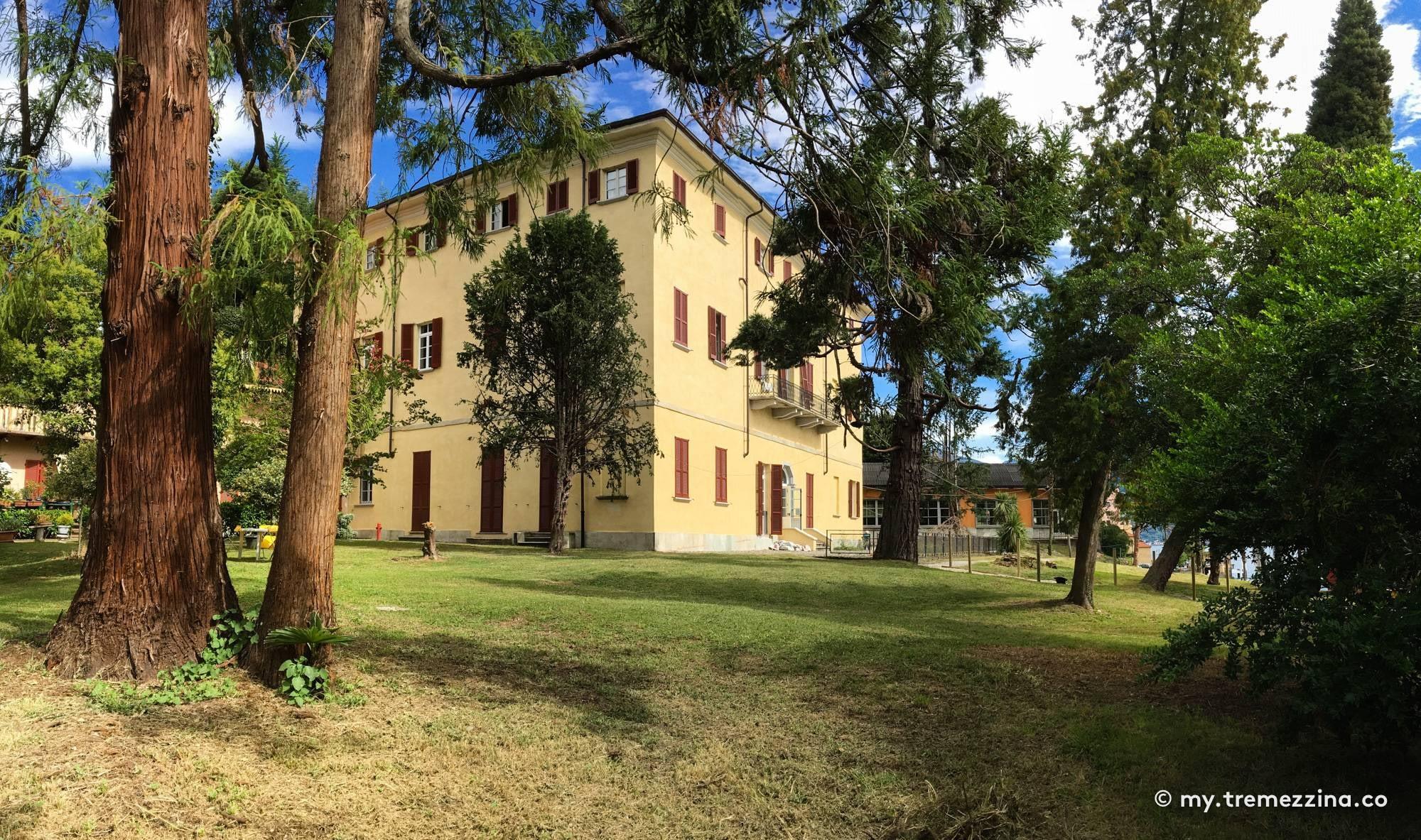 Villa Mainona - Museo del Paesaggio del Lago di Como