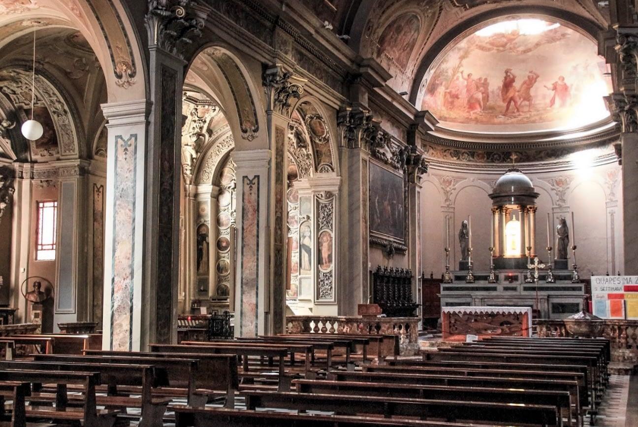 Chiesa di Santo Stefano - Menaggio