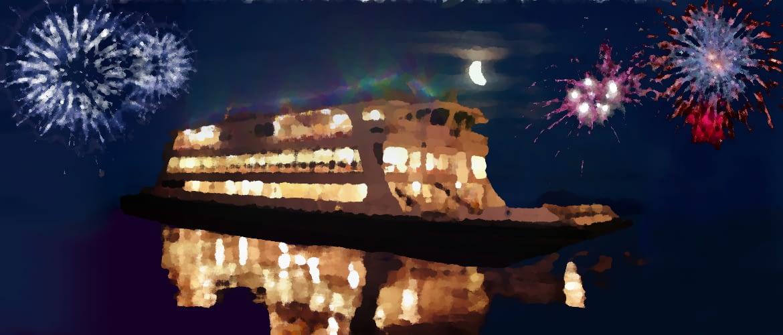 Crociera sul Lago di Como - Capodanno Como