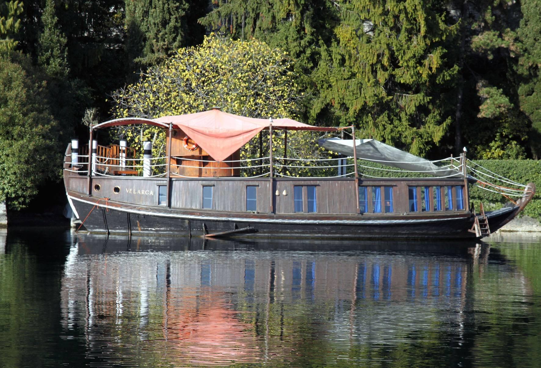 imbarcazione lariana