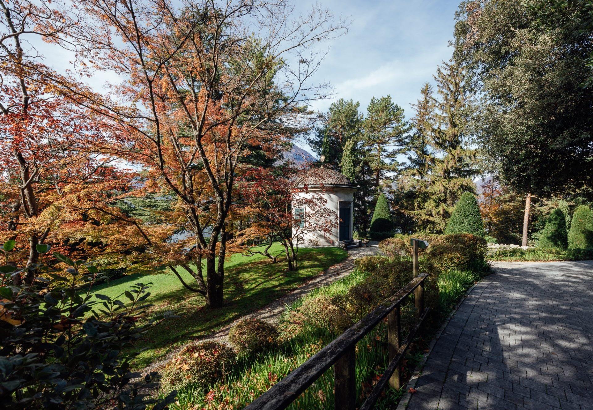 viale Villa Serbelloni