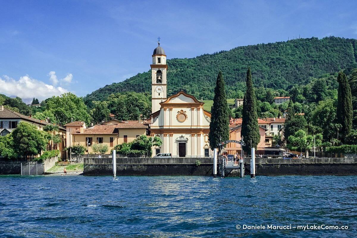 Chiesa San Giovanni Battista - Bellagio