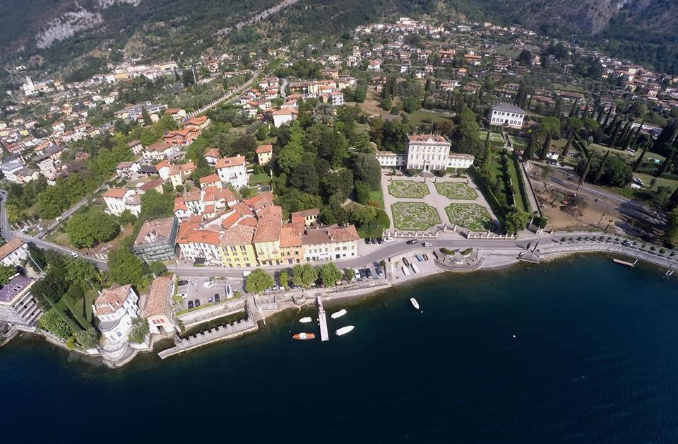 Strada Regina in Tremezzina - Lago di Como