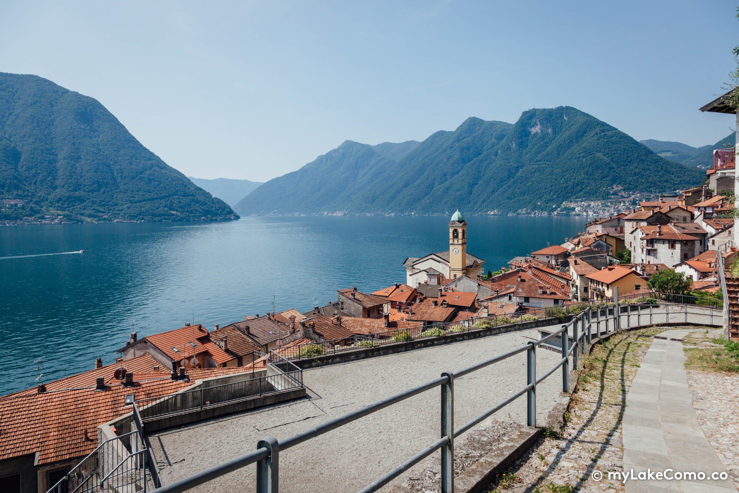 Colonno - Greenway del Lago di Como