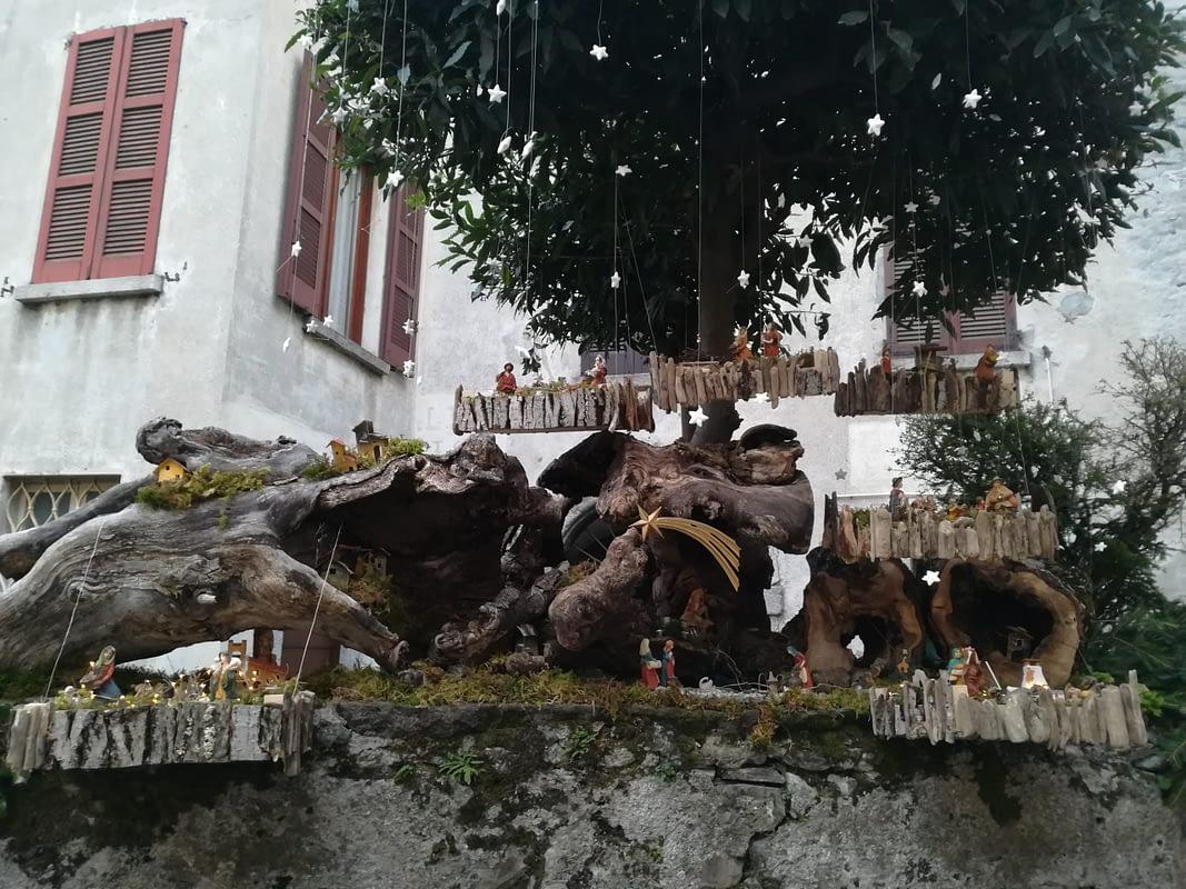 Presepe di Campo - Lenno - Tremezzina