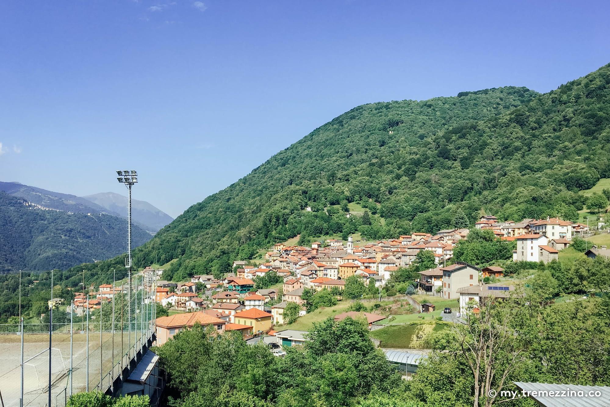 Schignano - Val d'Intelvi