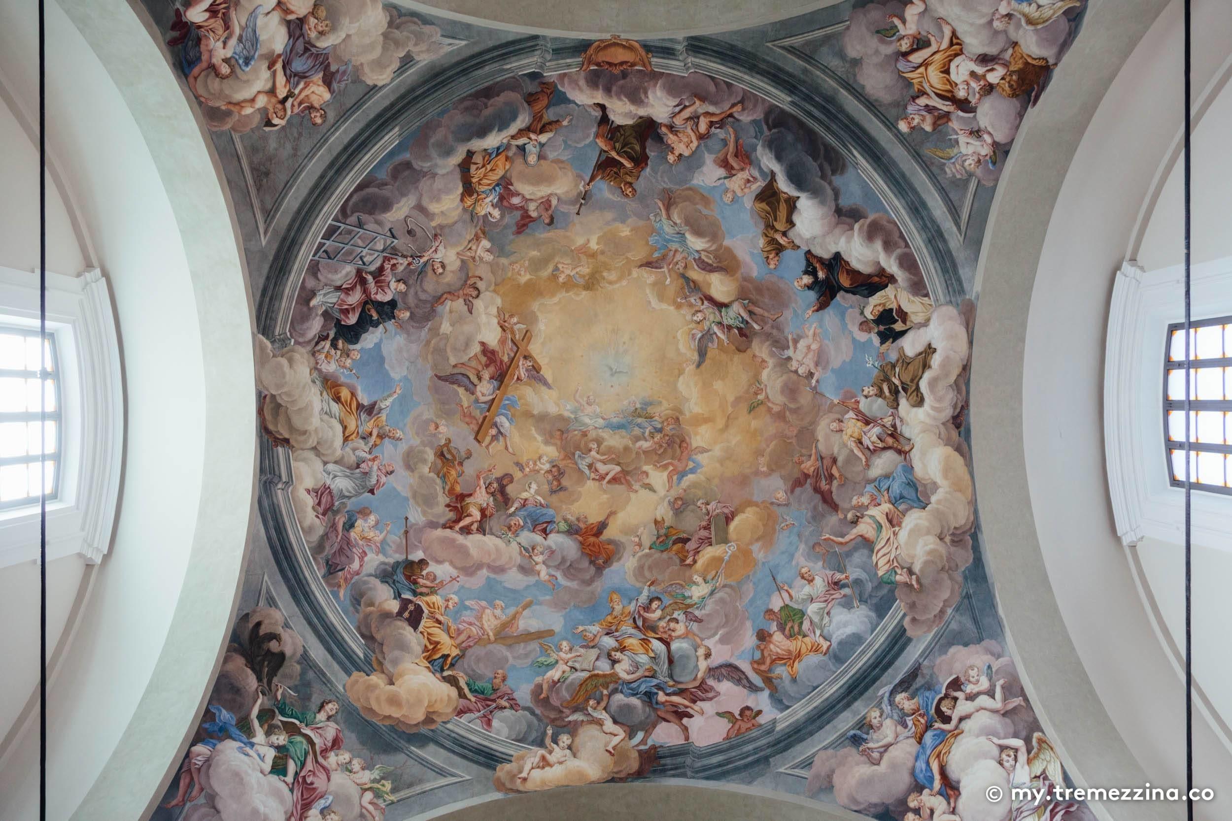 Chiesa di Sant'Abbondio - Mezzegra - Tremezzina