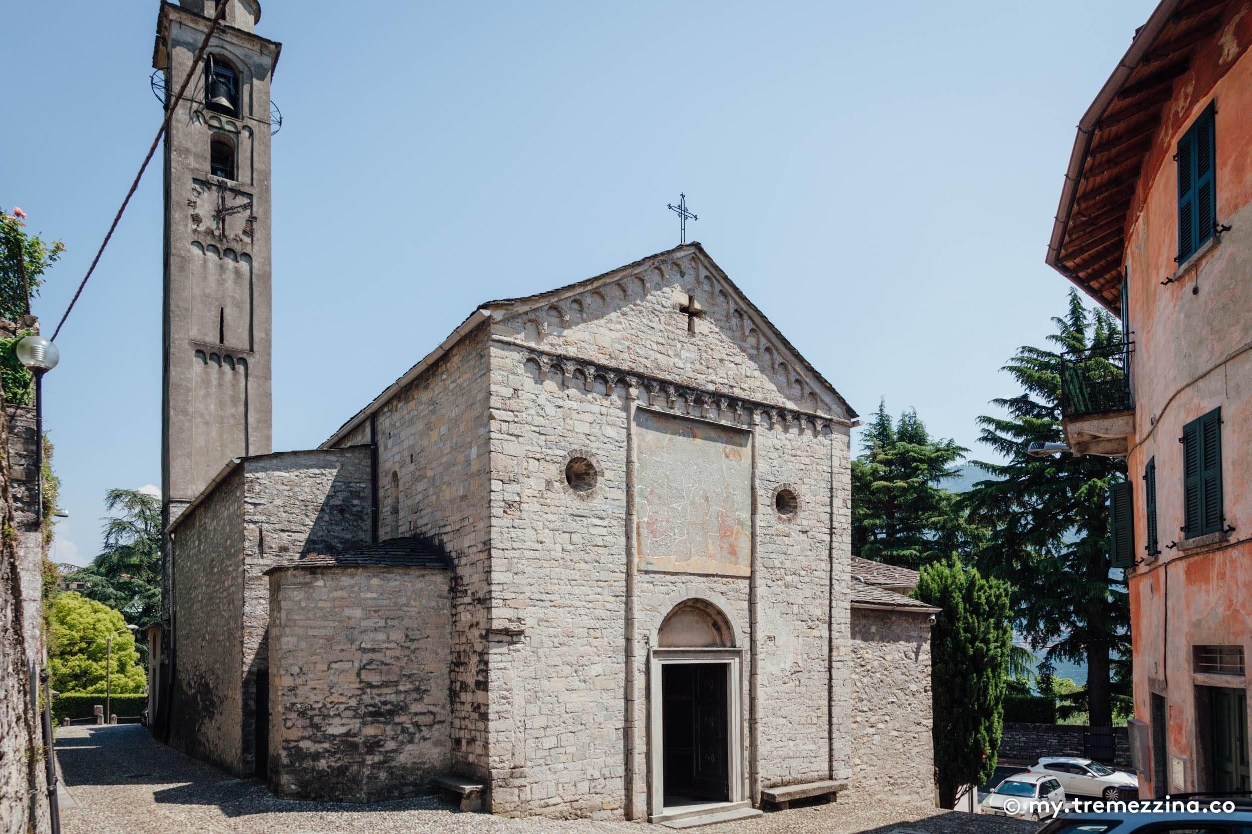 Chiesa di Sant'Eufemia - Ossuccio