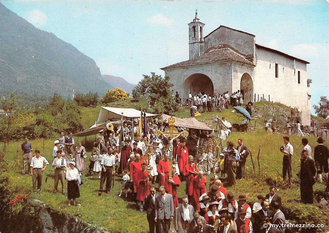 Sagra San Giovanni - Isola Comacina