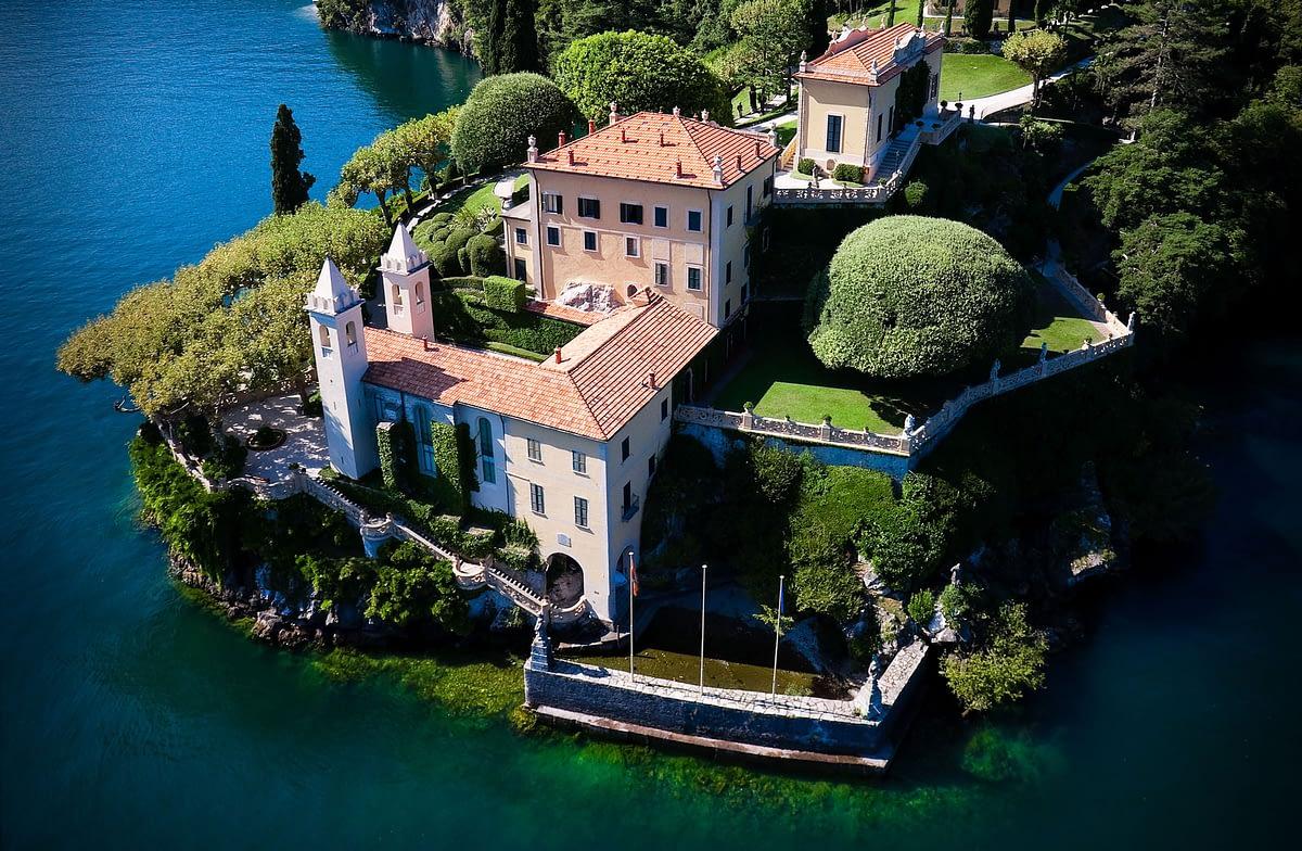 Villa del Balbianello - Foto di Alessio Mesiano, 2009 © FAI - Fondo Ambiente Italiano