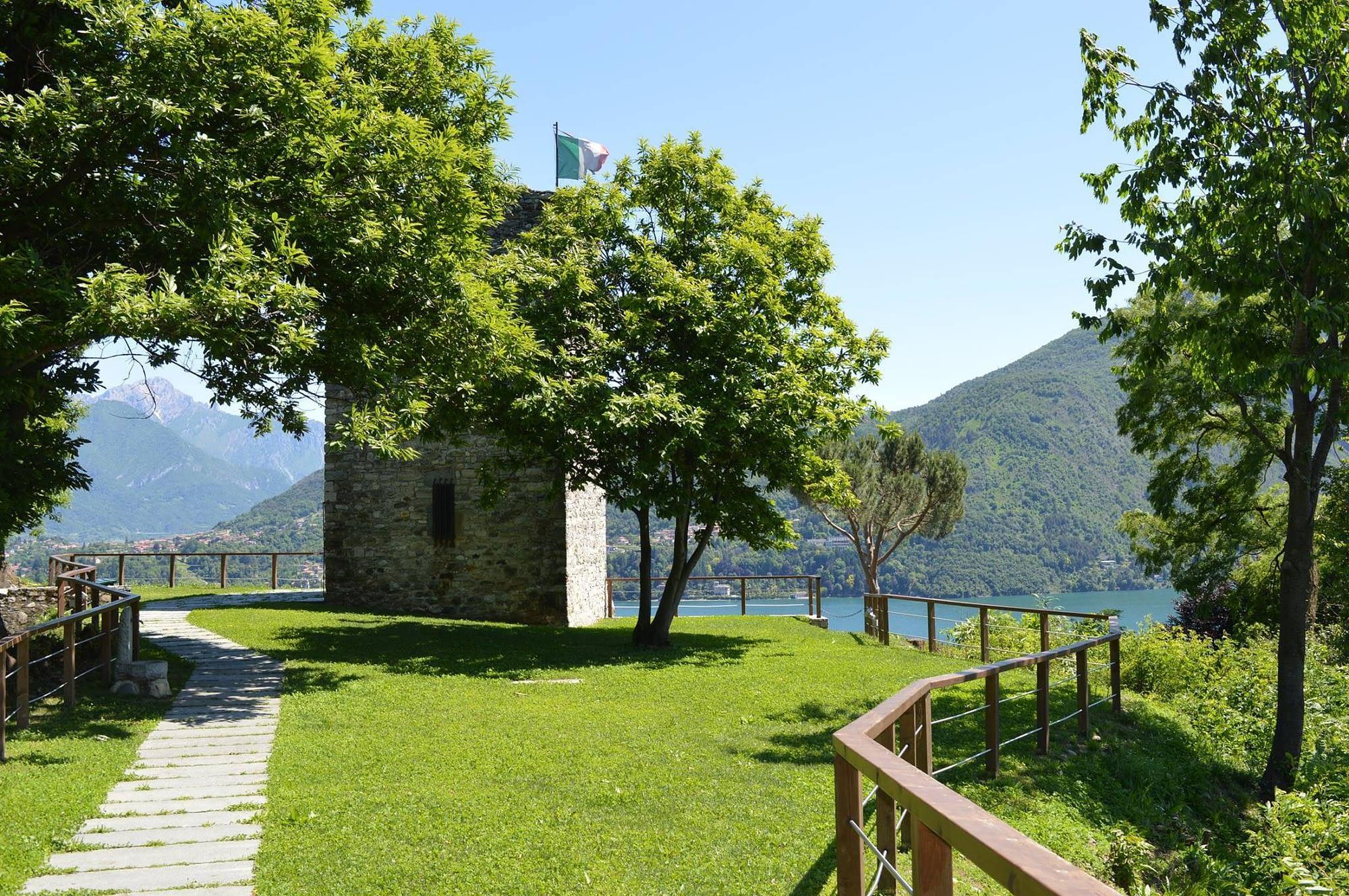 Torre di Rogaro, Tremezzo