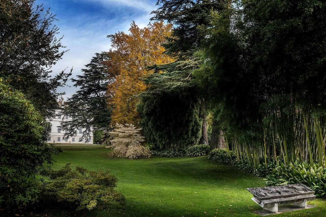 Villa Melzi in Autunno - Bellagio