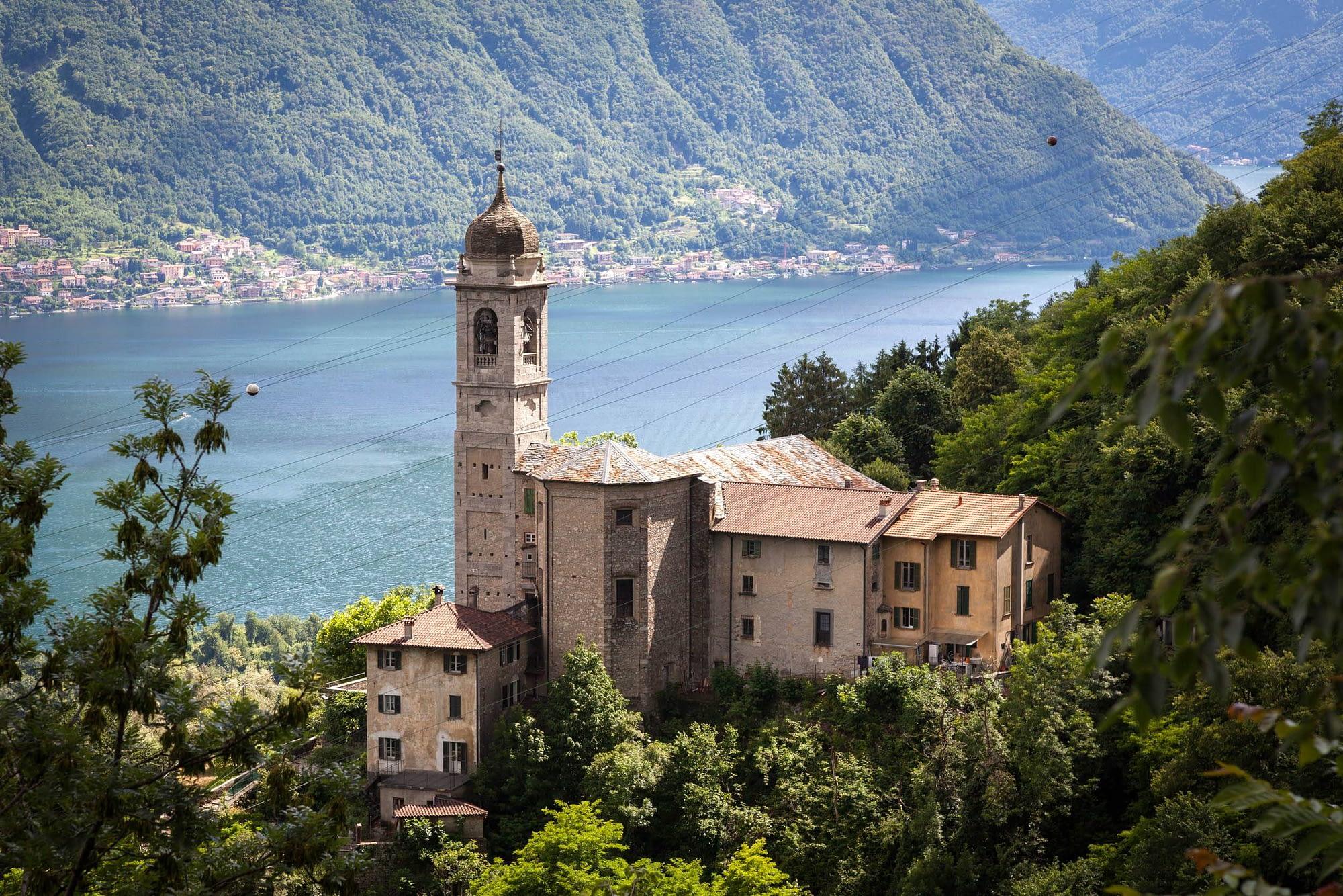 Santuario della Beata Vergine del Soccorso - Ossuccio - Tremezzina