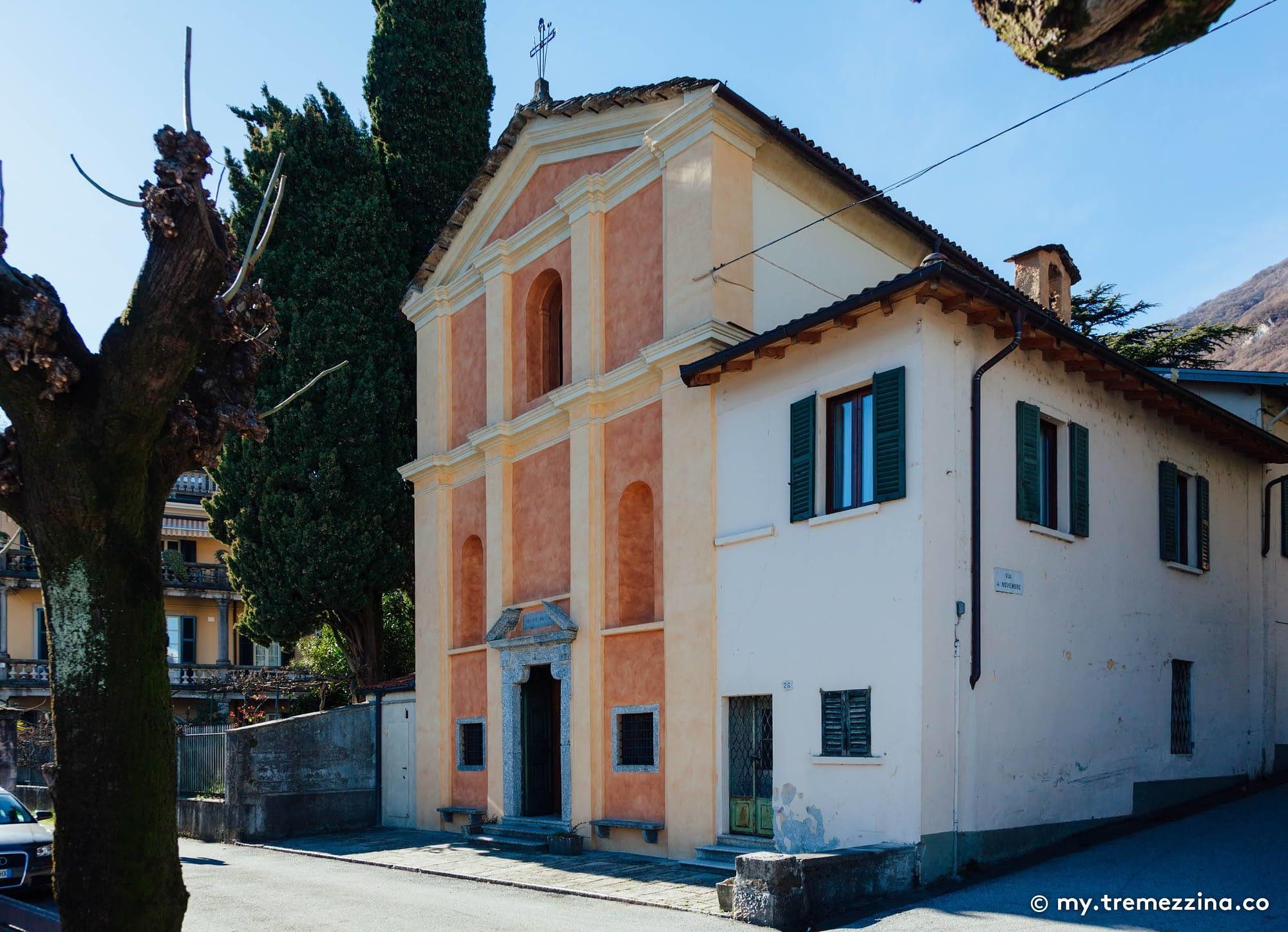 Chiesa della Pietà - Tremezzo