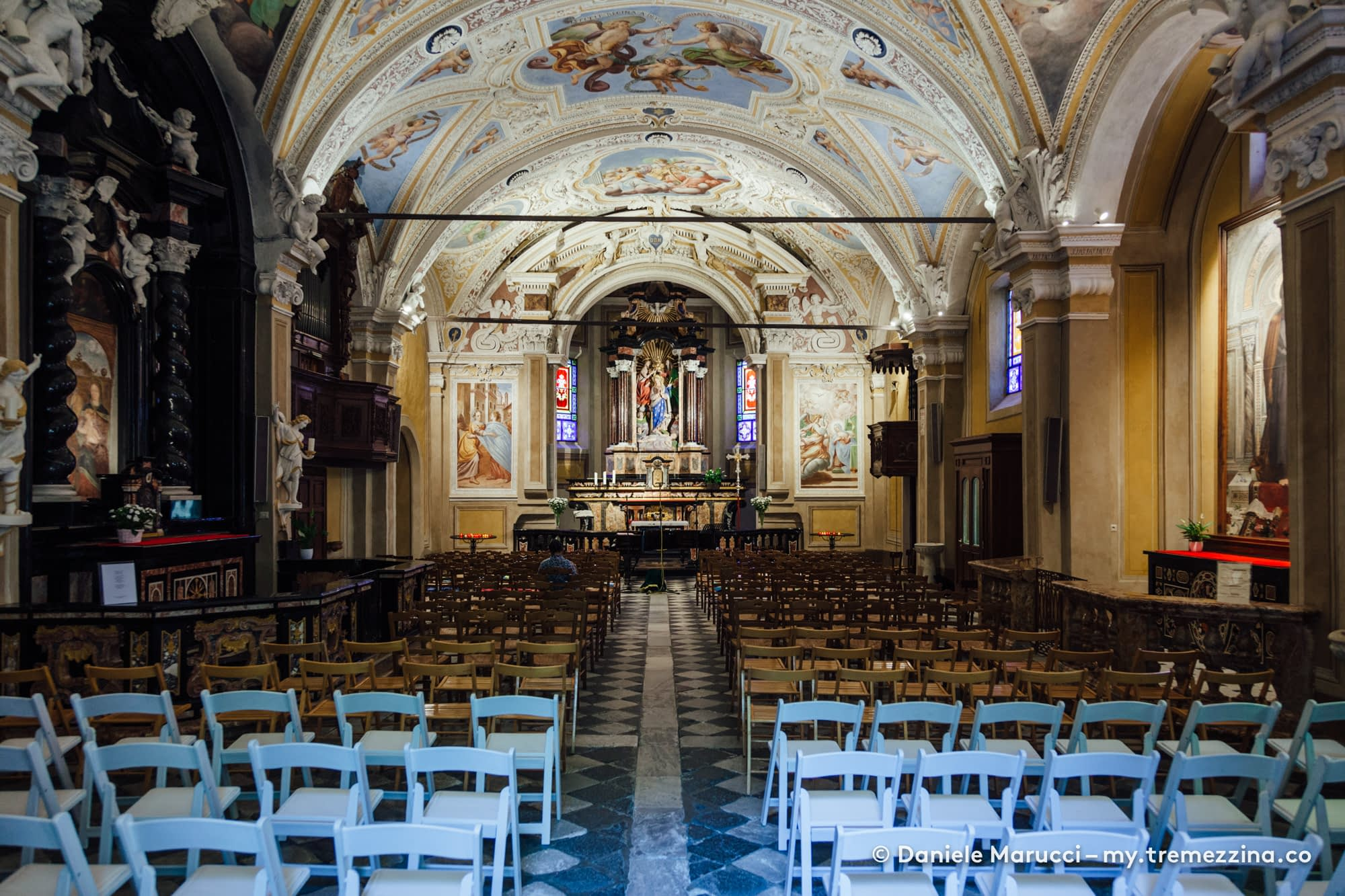 Santuario della Beata Vergine del Soccorso - Sacro Monte di Ossuccio