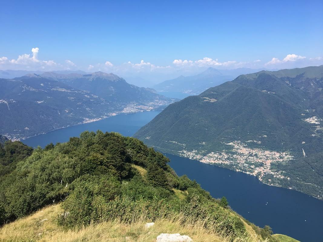 Monte Colmegnone - Laglio - Lago di Como