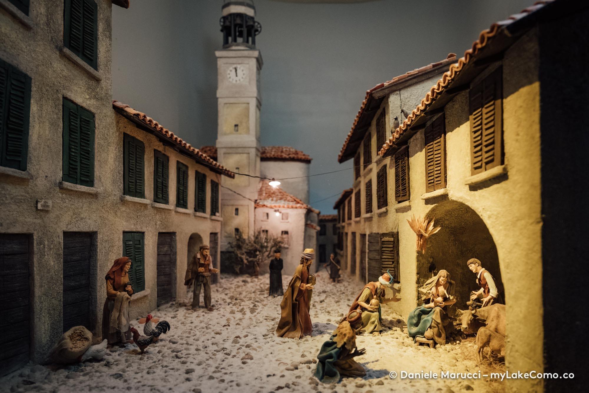 Presepi e Diorami - Museo del Paesaggio del Lago di Como - Tremezzina