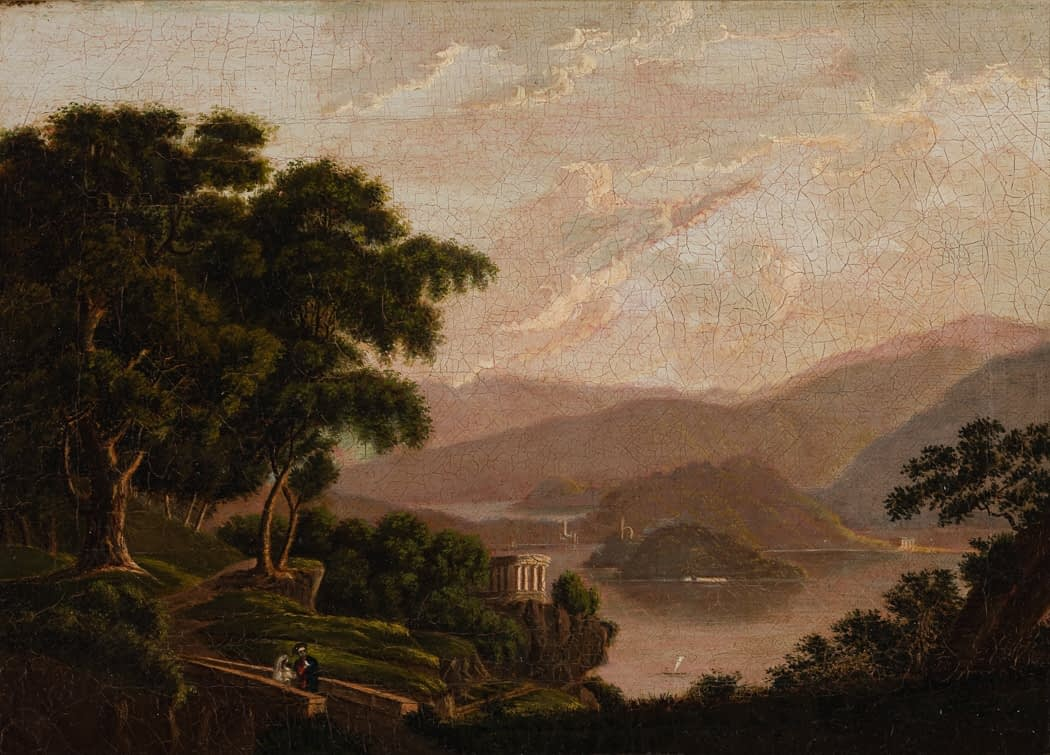 Isola San Giovanni, 1839-1840 - Sophia Amelia Peabody