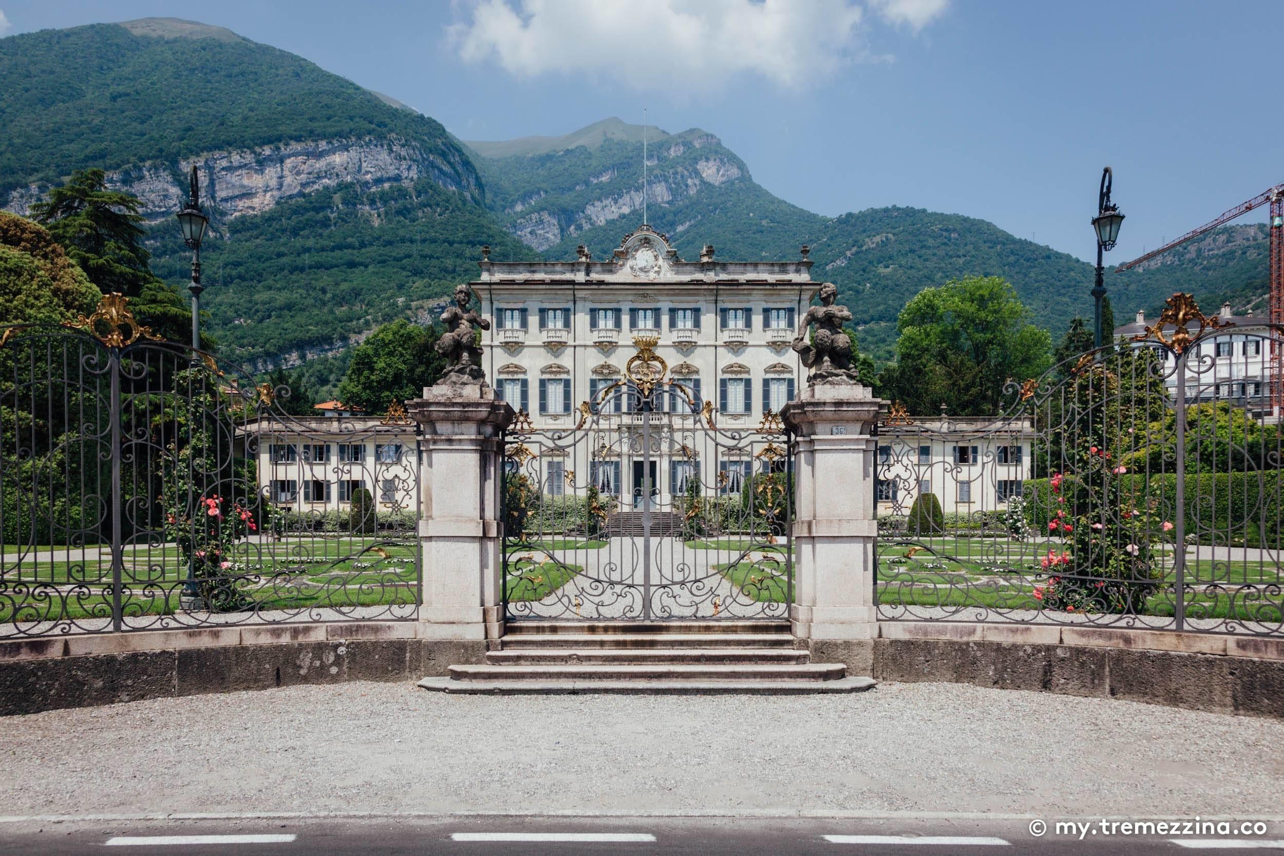 """Villa Sola Cabiati """"La Quiete"""" - Tremezzo - Tremezzina"""
