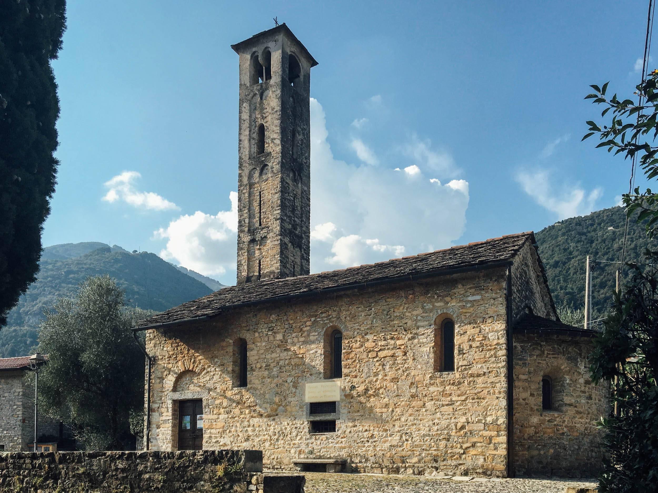 Chiesa di Sant'Andrea - Lenno