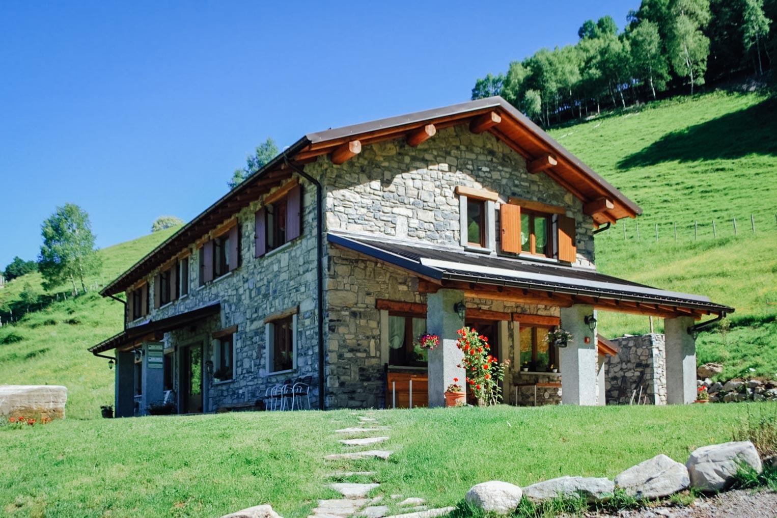 Agriturismo Le Radici - Alpe di Blessagno