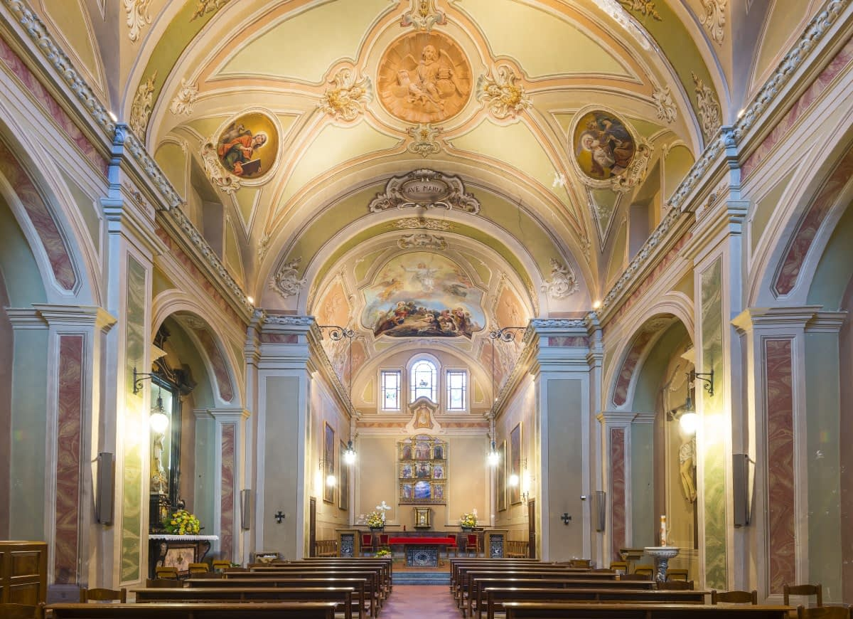 Chiesa di S. Maria Annunciata, Bellagio