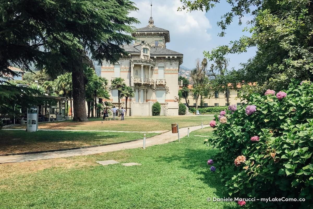 Villa Bernasconi - Cernobbio