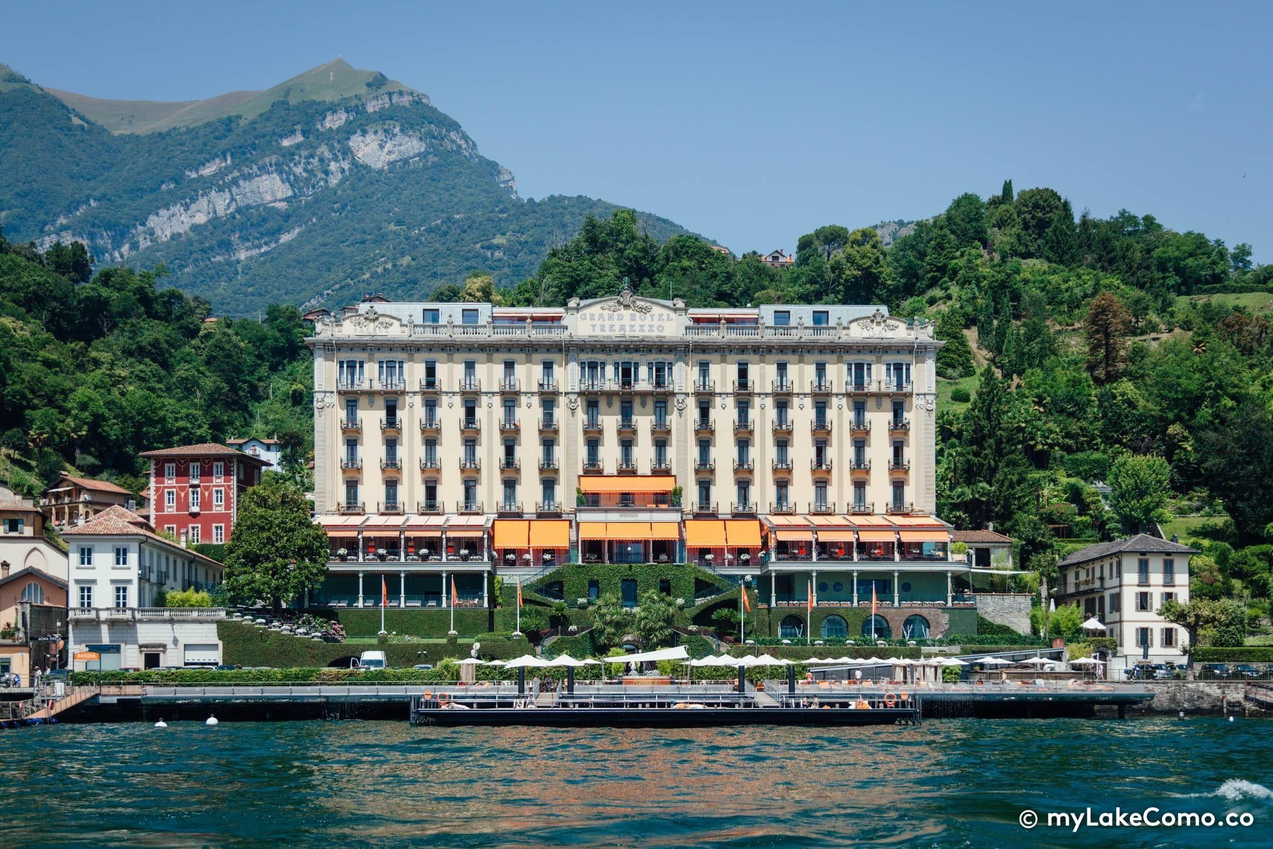 Grand Hotel Tremezzo - Tremezzo - Tremezzina