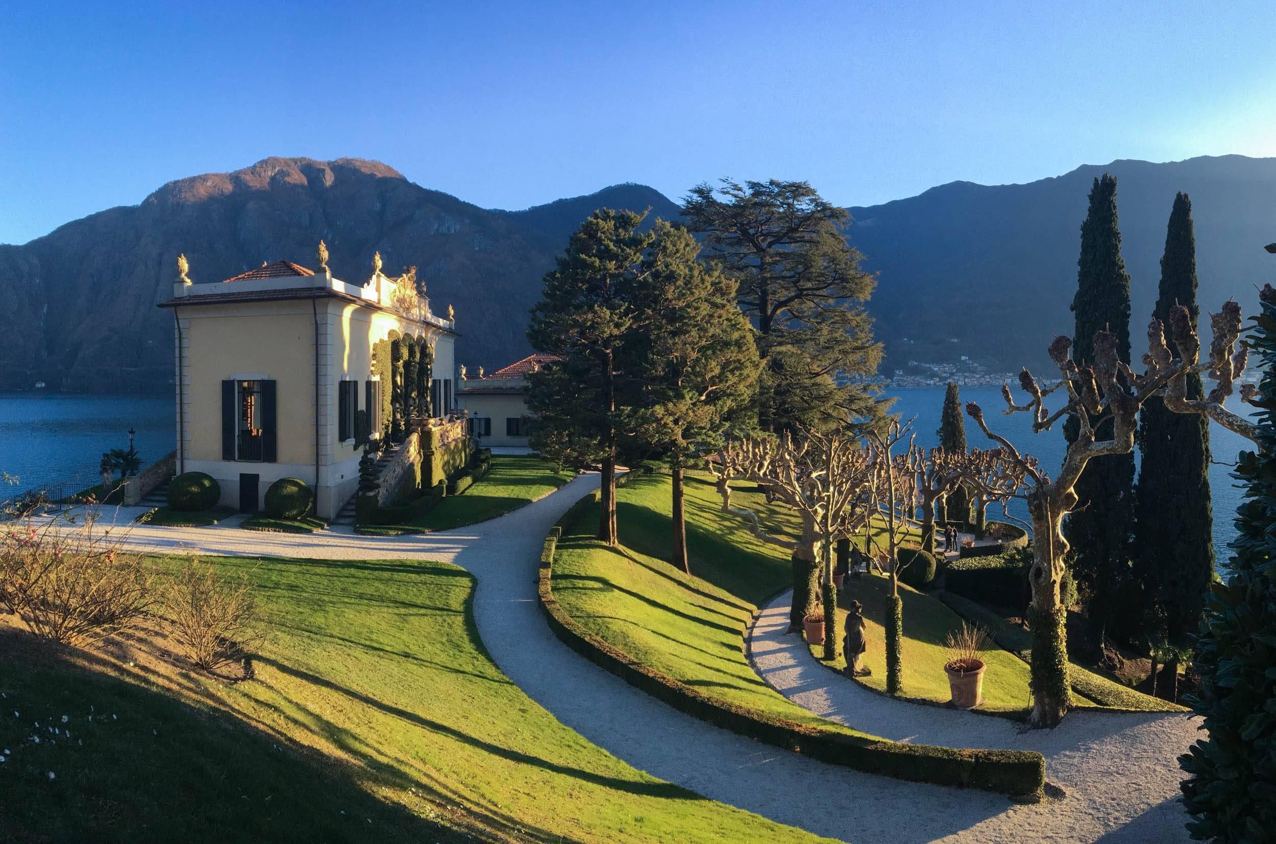 Villa del Balbianello - Lenno - Tremezzina