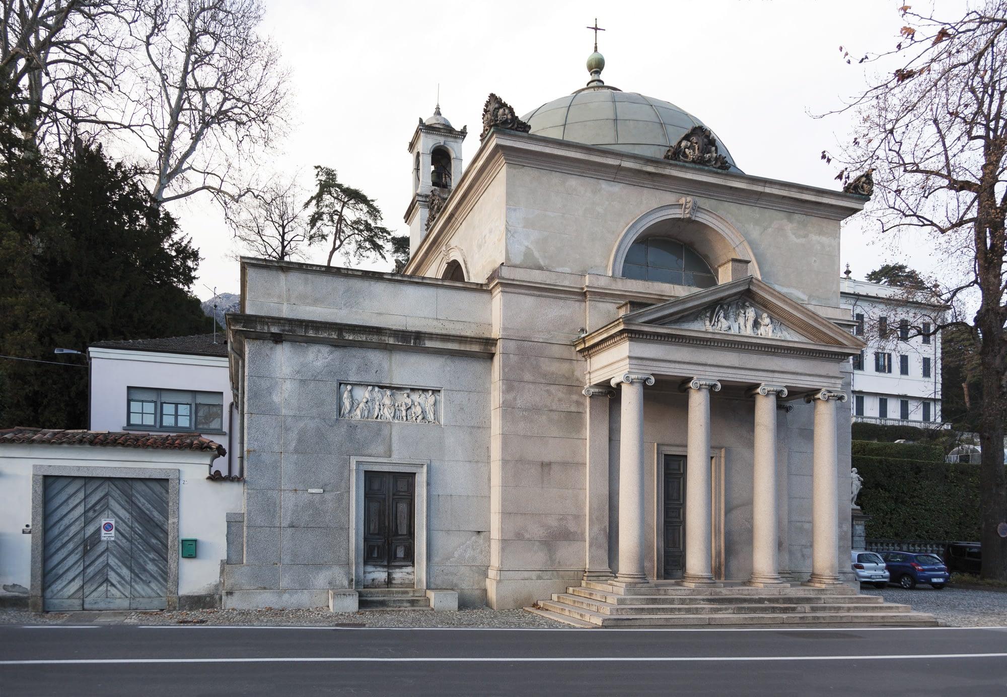 Oratorio Sommariva - Villa Carlotta