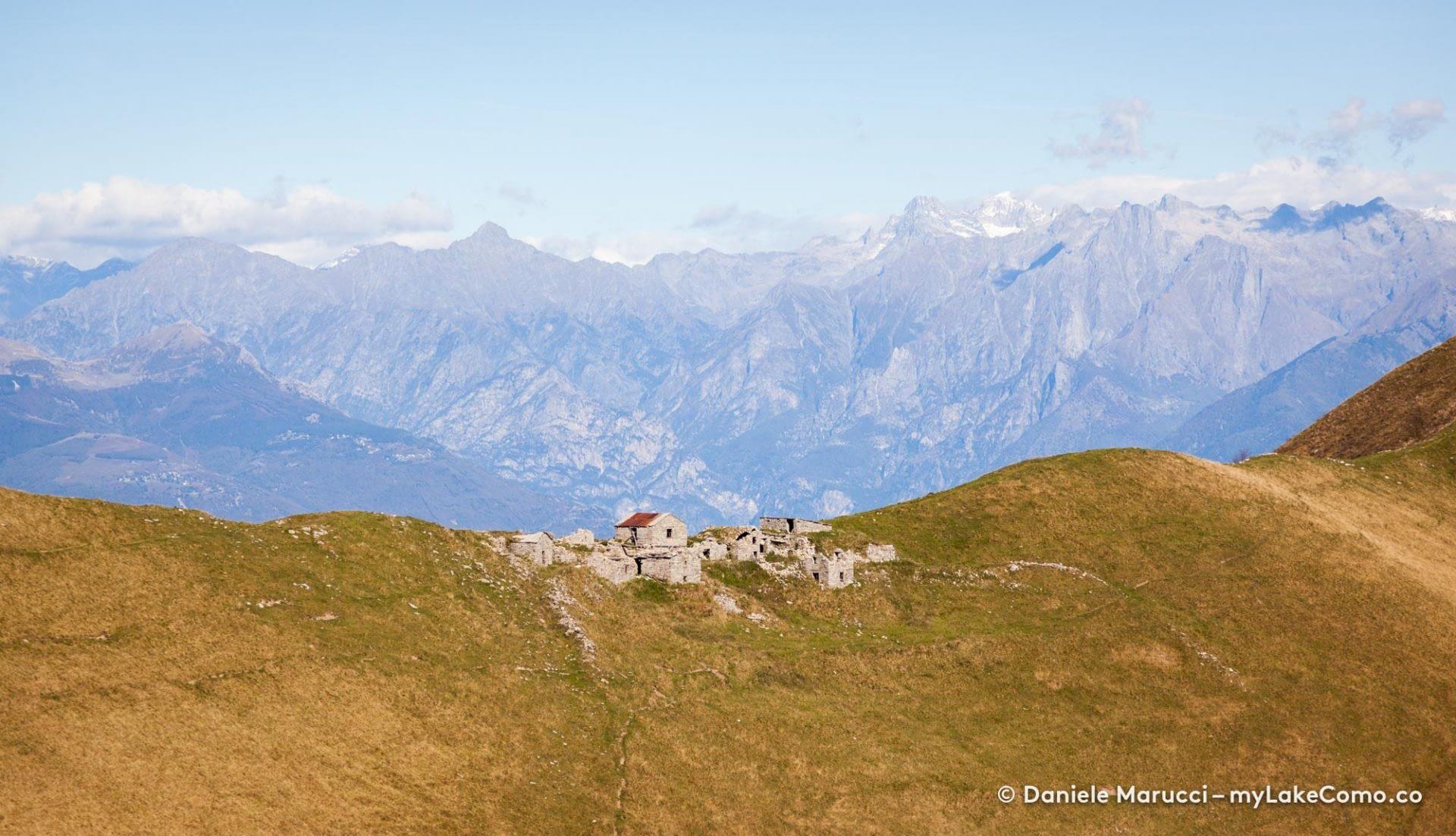 Alpe di Tremezzo