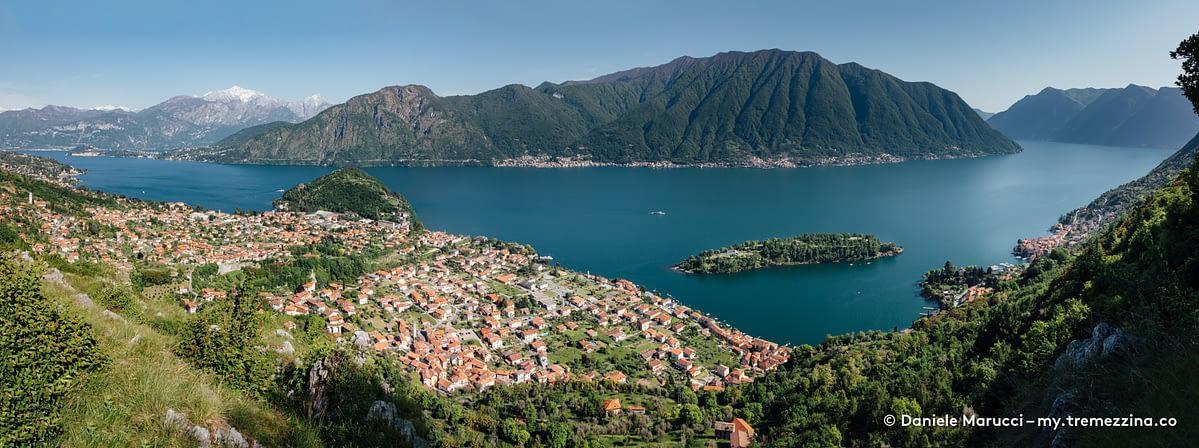 Isola Comacina, Tremezzina, Tremezzo, Ossuccio, Lenno, Mezzegra - Lake Como, Lago di Como