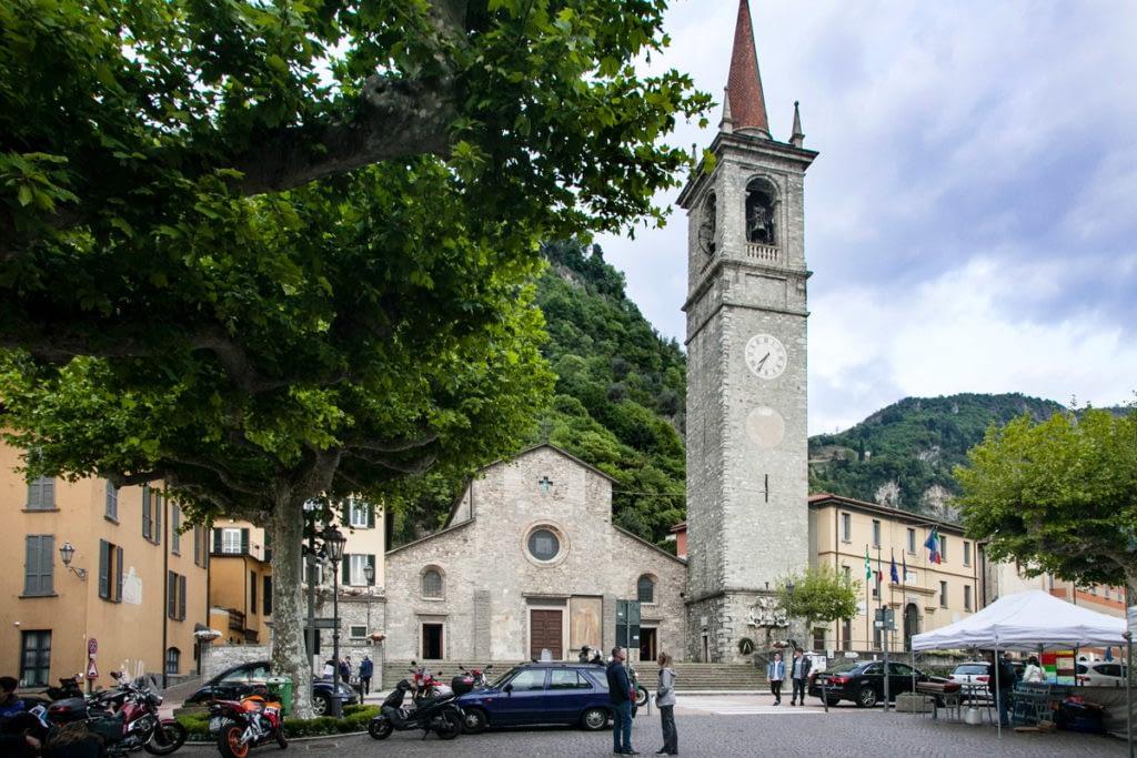 Chiesa San Giorgio - Varenna