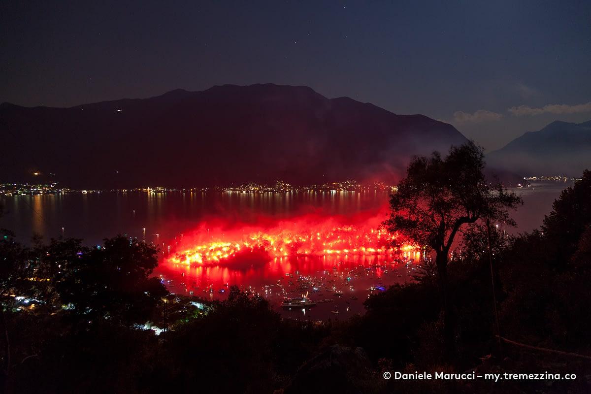 Fuochi d'artificio Sagra di San Giovanni | Fireworks Festival San Giovanni