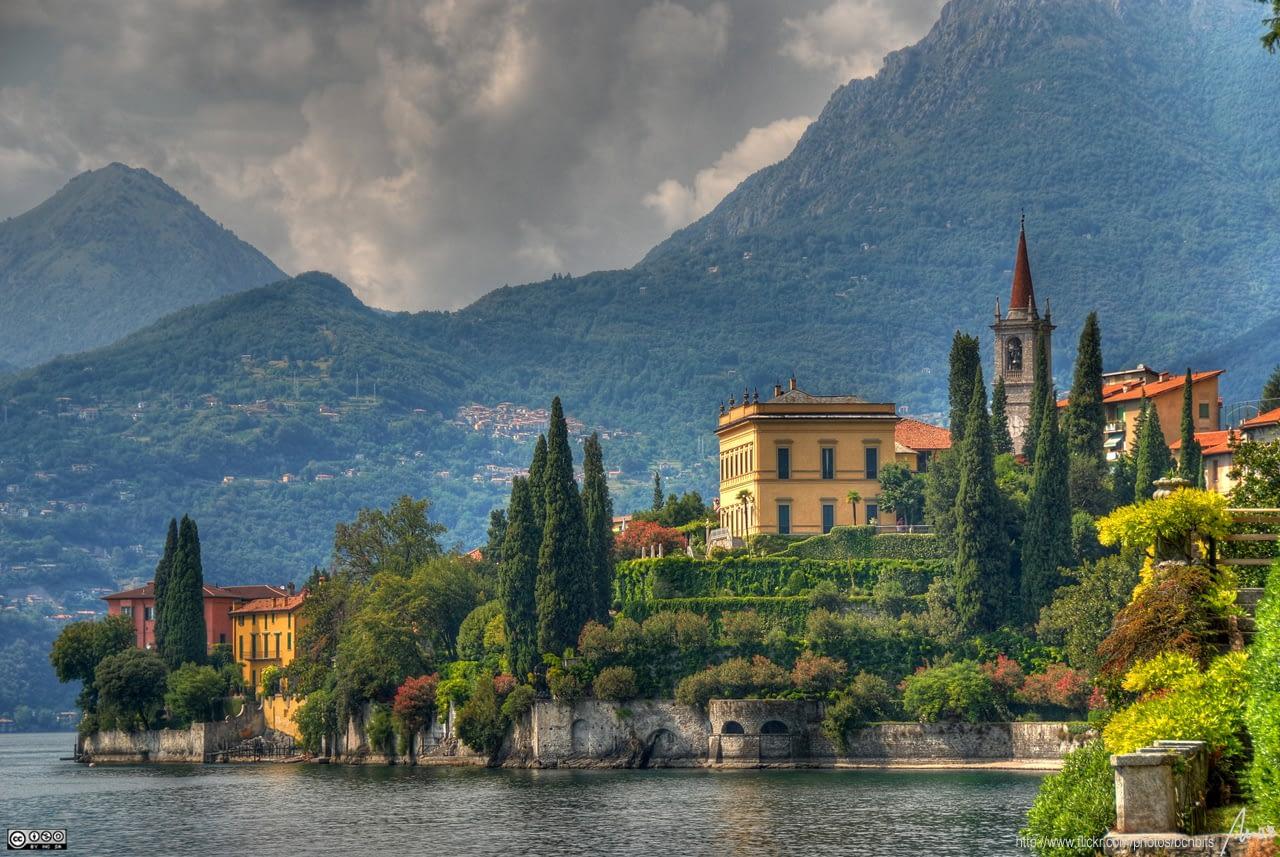 Villa Cipressi - Varenna
