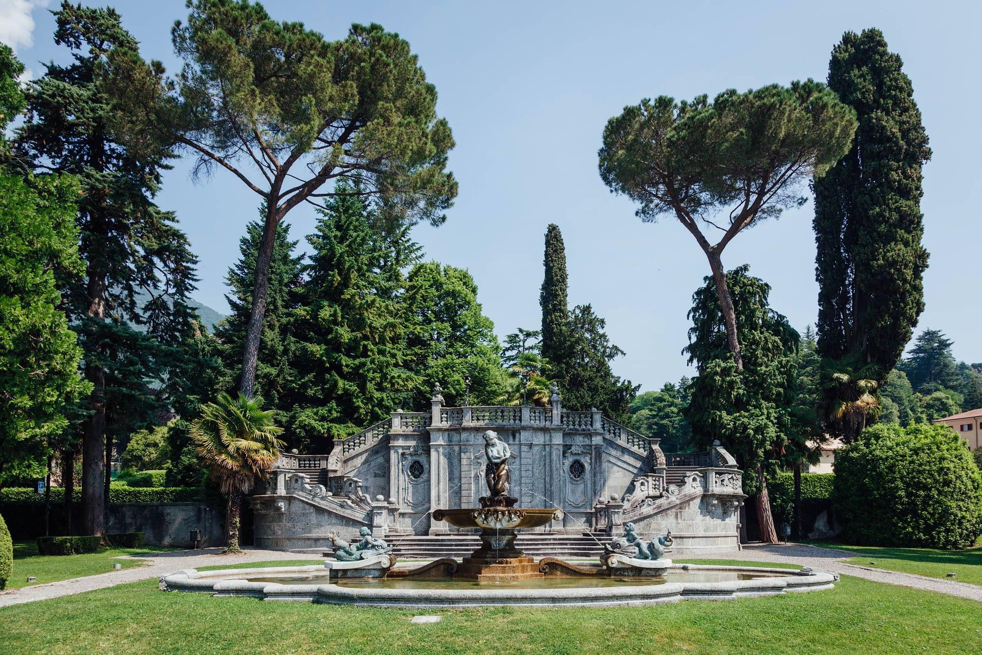 Greenway Lago di Como - Tremezzo - Parco Teresio Olivelli