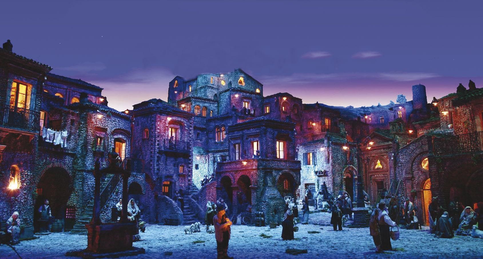 Magica Notte dei Presepi Tremezzo - Lago di Como