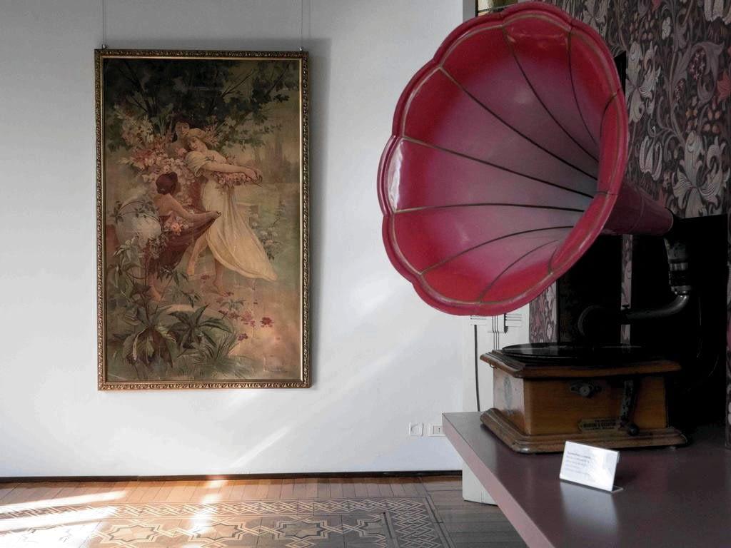 Fiori Narrati - Mostra Villa Bernasconi