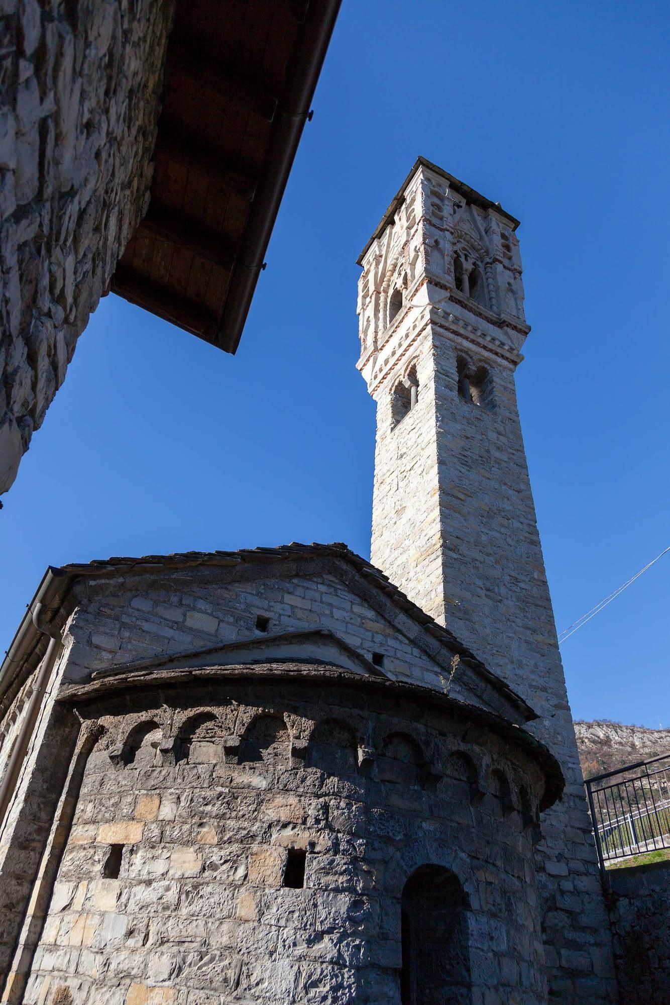 Chiesa di Santa Maria Maddalena - Ossuccio - Tremezzina