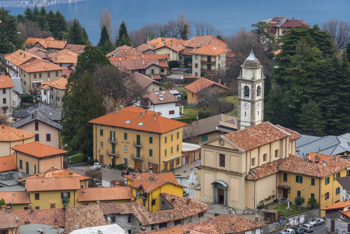 Chiesa dei Santi Ambrogio e Materno - Civenna, Bellagio