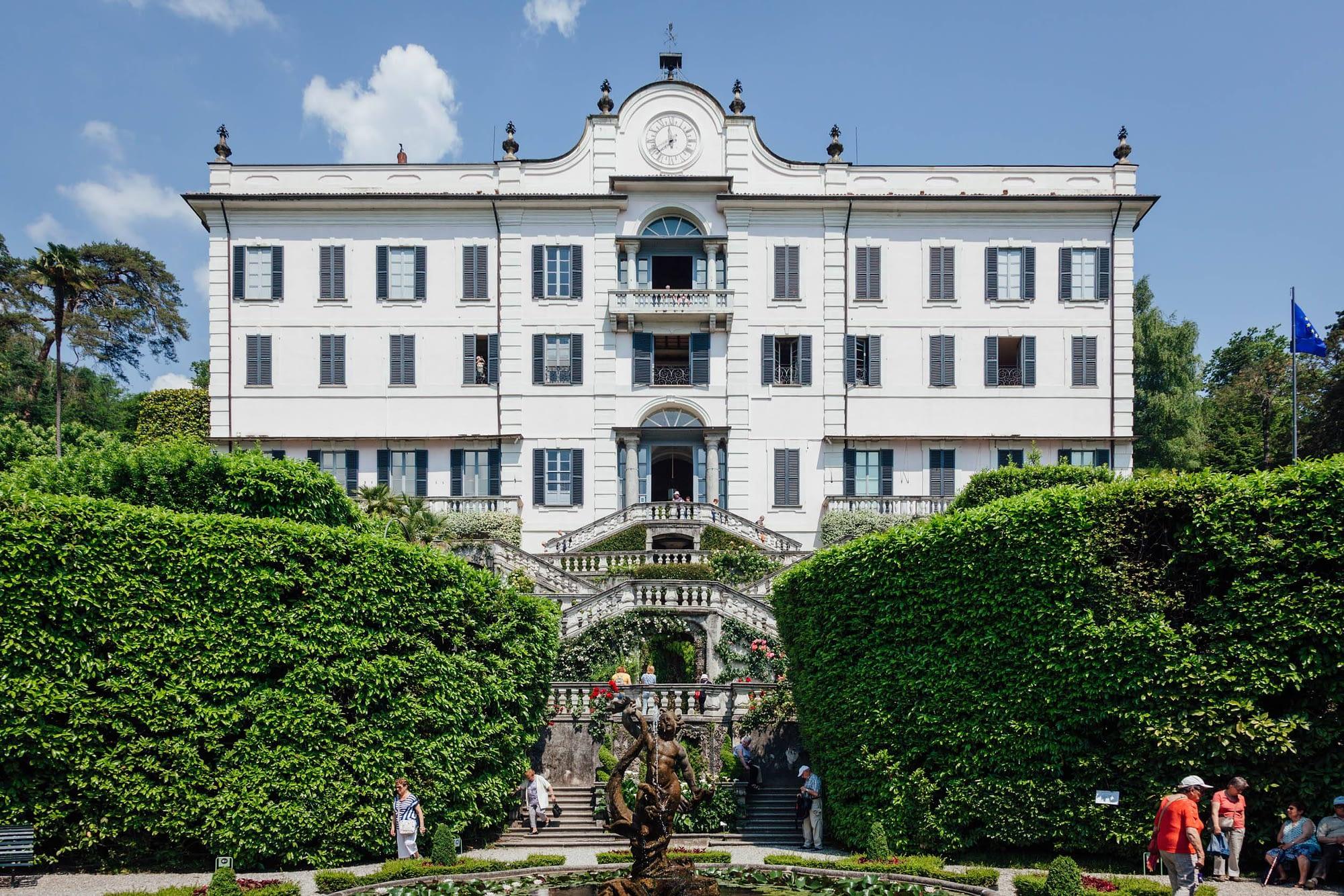 Greenway Lago di Como - Tremezzo - Villa Carlotta