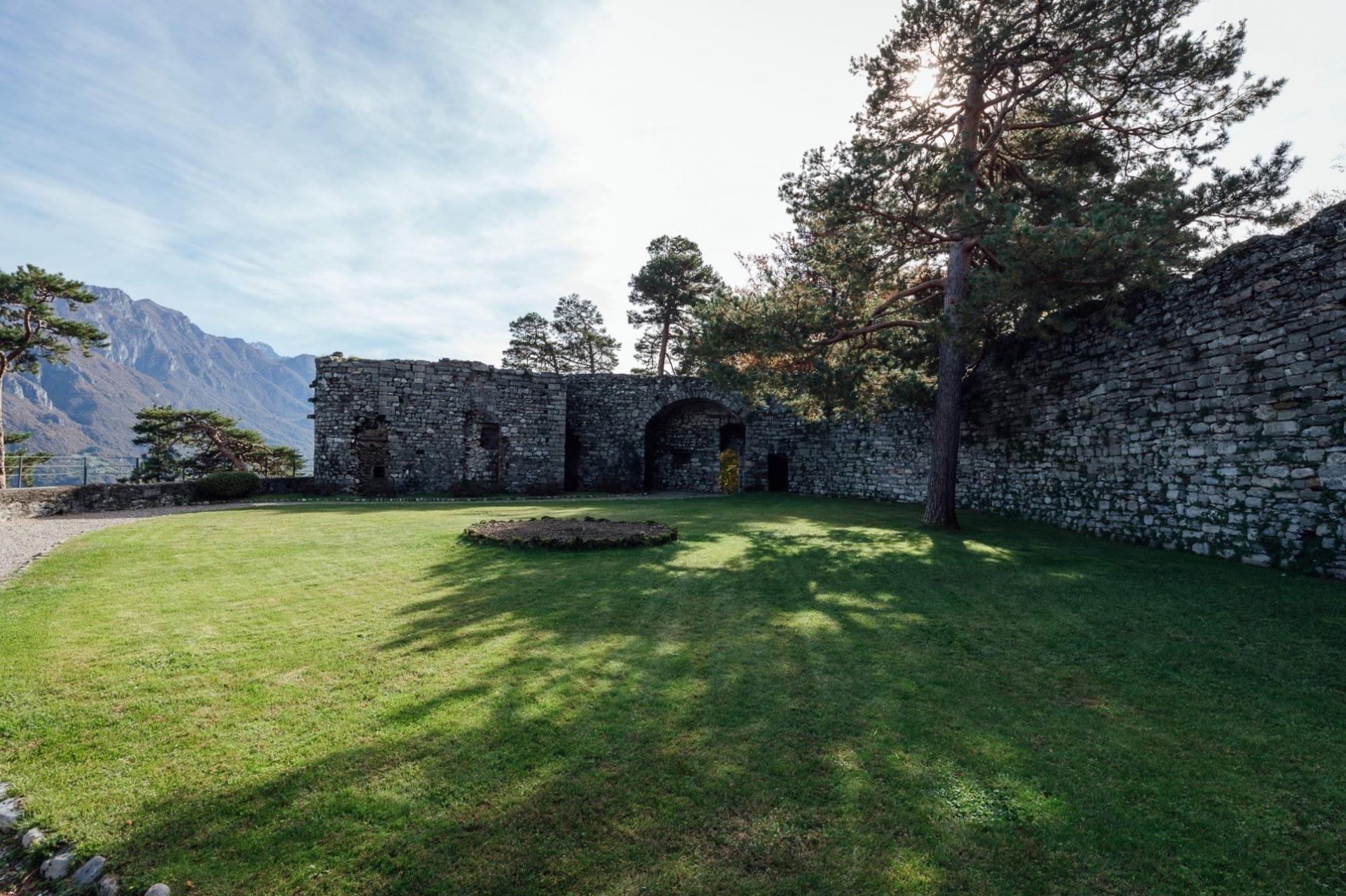 Parco Villa Serbelloni a Bellagio