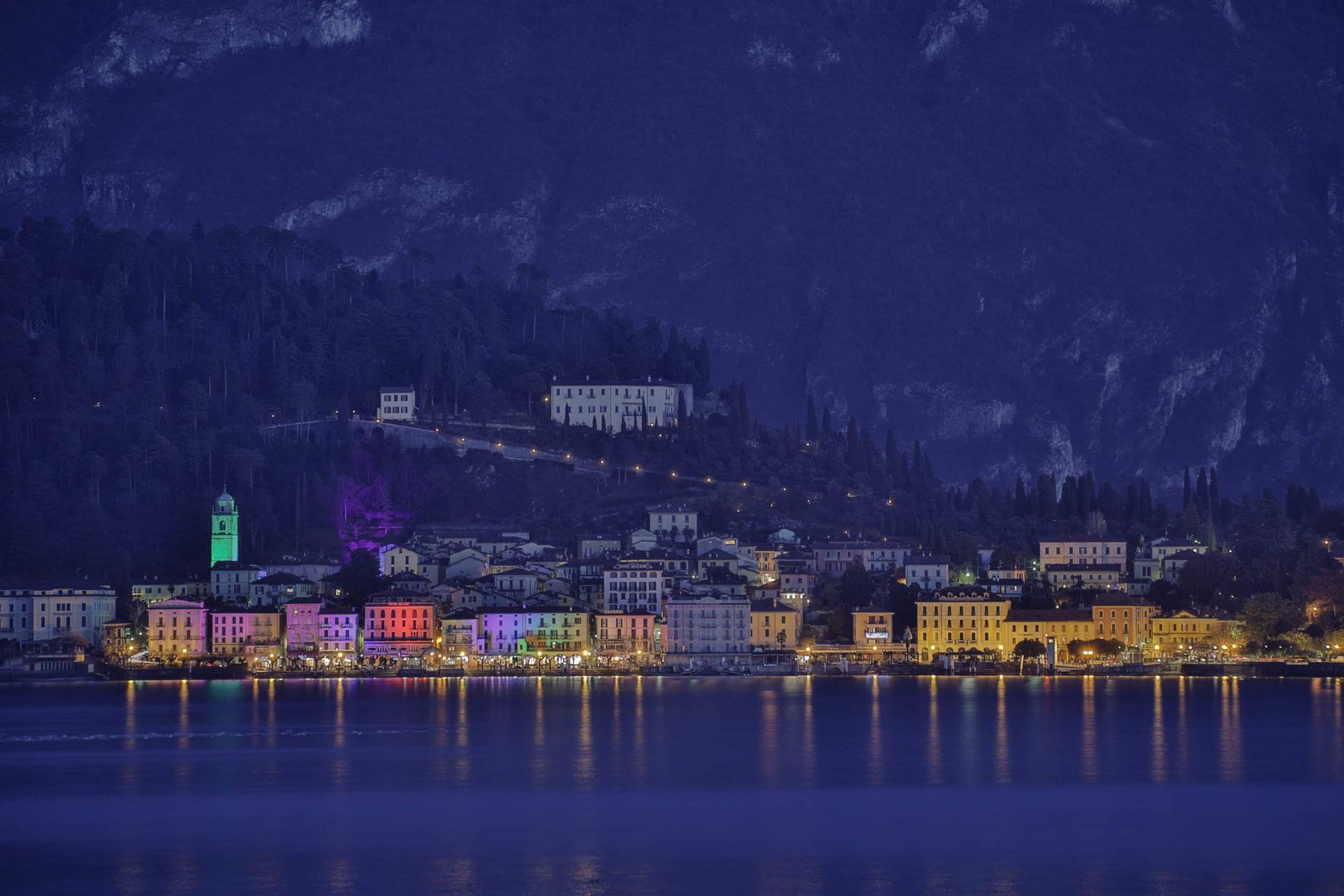 Borgo di Bellagio - Lake Como Christmas Light