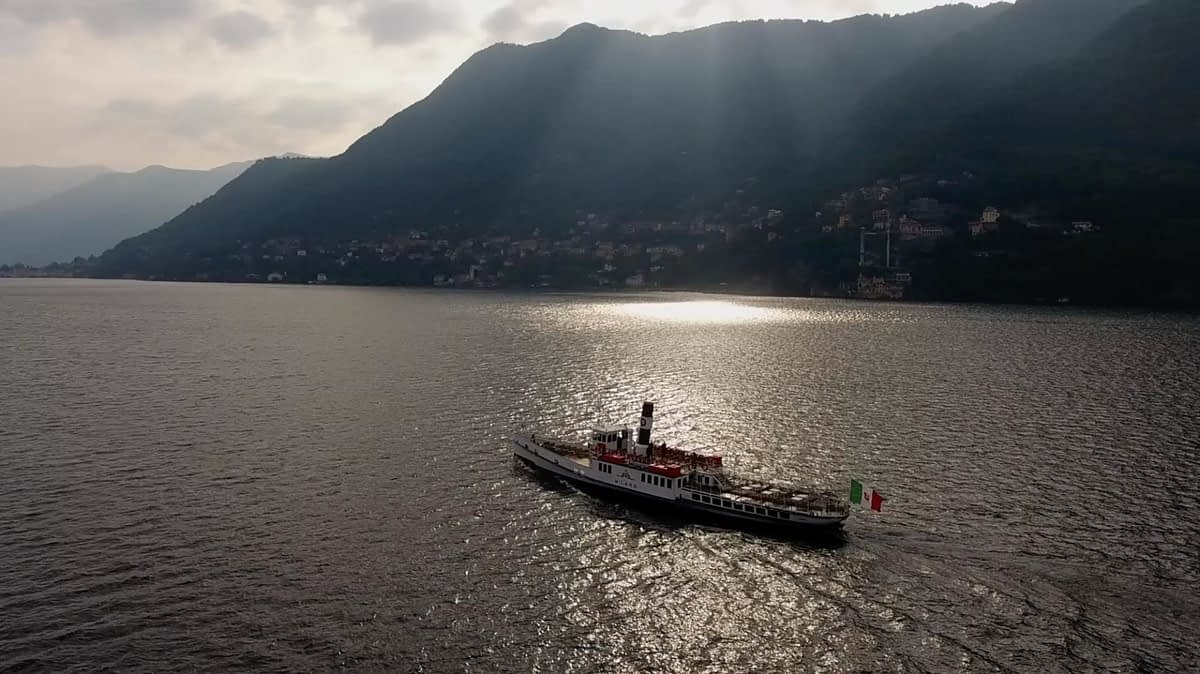 Lake Como Restarts - #LakeComoRestarts