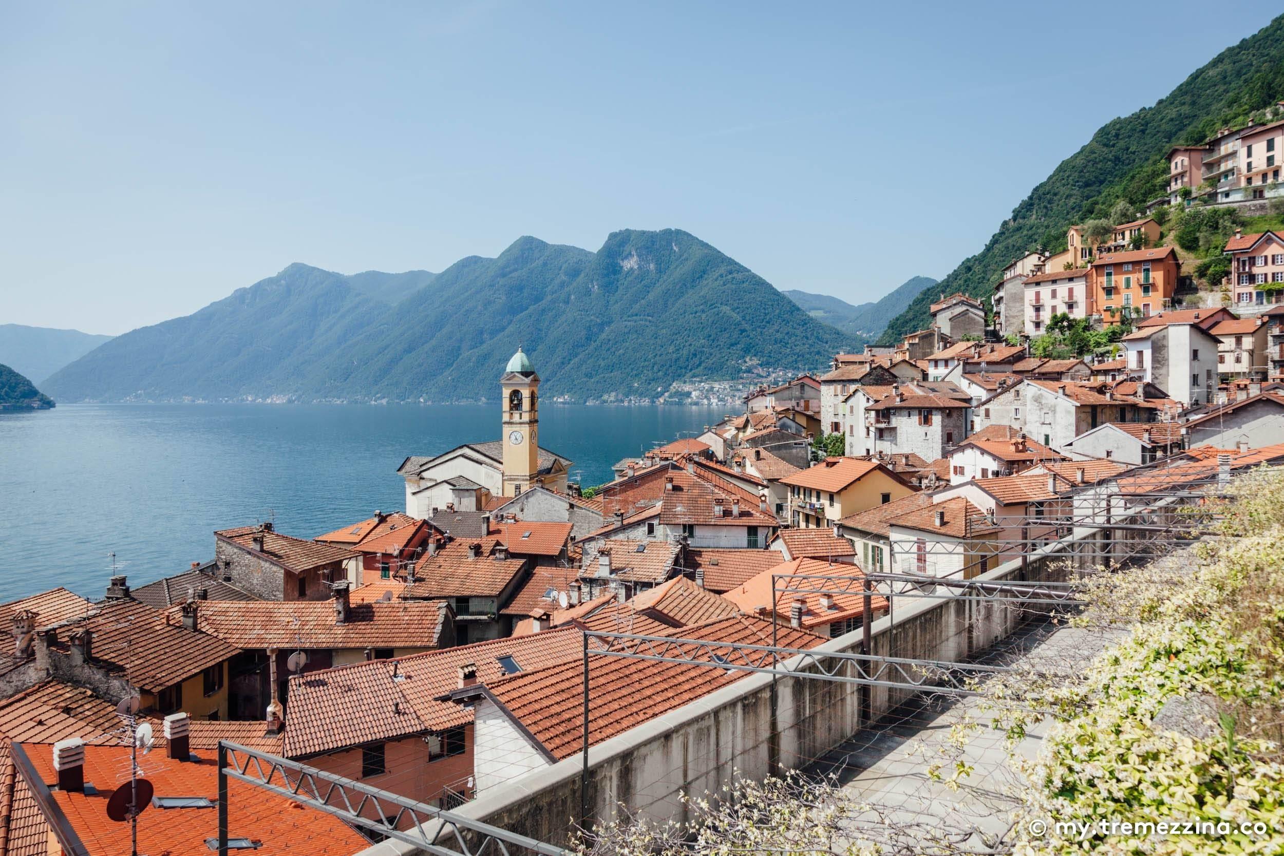 Greenway Lago di Como - Colonno